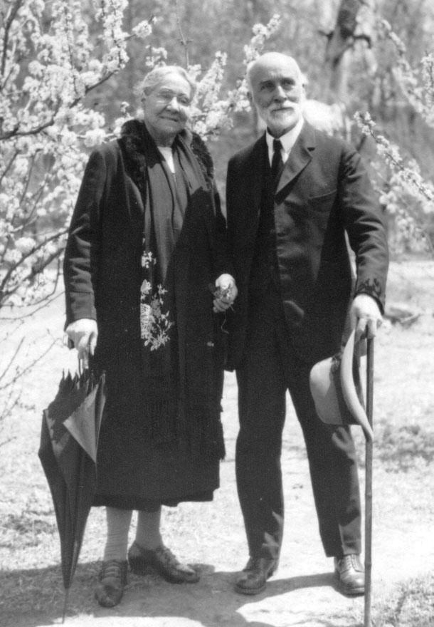 goforth and wife